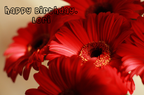 Image result for images for happy birthday lori